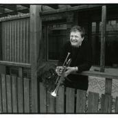 Grannen med trumpet