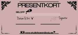 PRESENTKORT - 1500-2000SEK - SUMMA