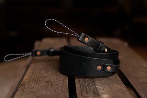 Camera Strap Black - 80cm
