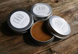 Crud leather balm