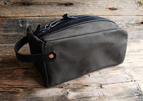 Myr Dopp Kit Black - Myr Dopp Kit