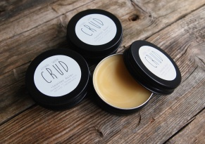 Crud leather wax - Crud Leather Wax