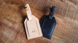 Crud Luggage Tag