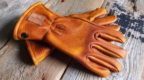 Gjöra Gloves Elk skin - Elk skin Gjöra Gloves S