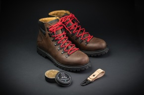 Gränsland Boots Lundhags x Crud