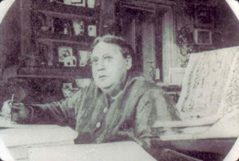 Helena Petrovna Blavatsky 1887