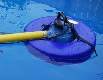 M25 floating raft