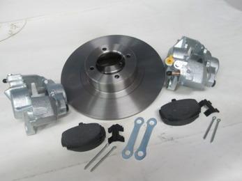 Skivbromsokskit till MGB - Komplett kit till MGB