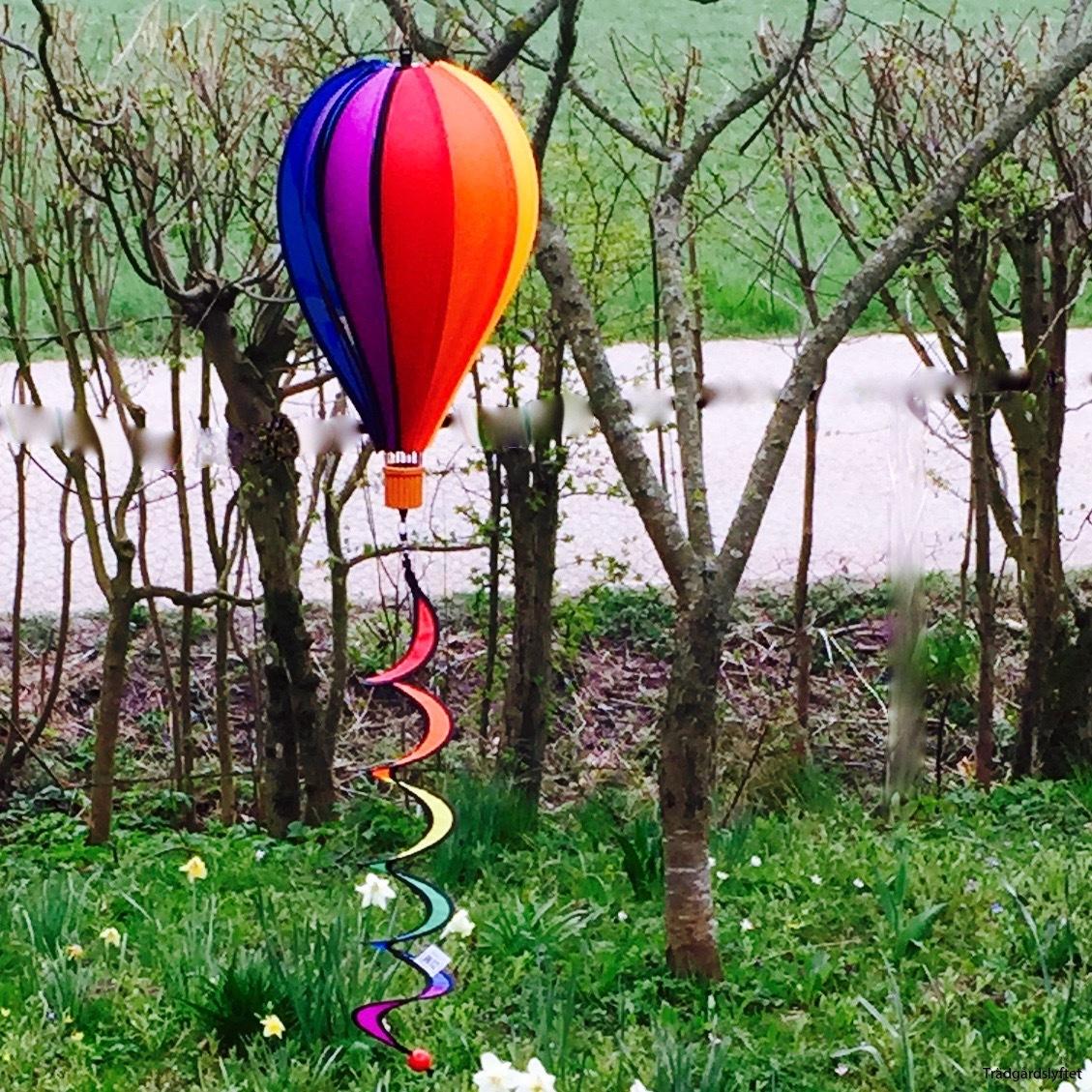 Vindspel-ballong