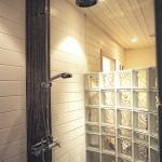 Duschen i relaxavdelningen