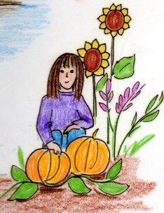 Bibbi i Trädgårdslandet