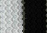 resår med virkat mönster