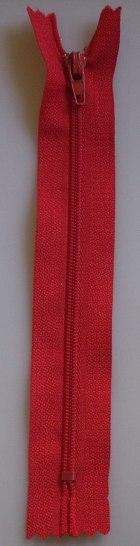 Klänningslås Röd