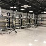 Testanläggning i Kista för energiutvinning DN200 rostfritt