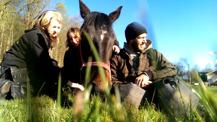 Desse, Jonna, Anton & Pinglan 2014