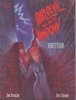 Daredevil/Black Widow Abattoir GN (1993 Marvel)