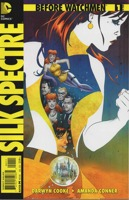 Before Watchmen Silk Spectre (2012) #1