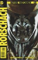 Before Watchmen Rorschach (2012) #1