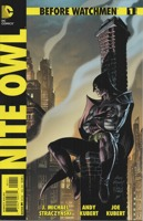 Before Watchmen Nite Owl (2012) #1