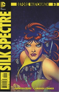 Before Watchmen Silk Spectre (2012) #2