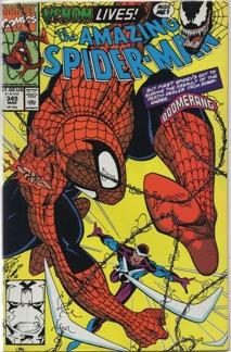 Amazing Spider-Man (1963 1st Series) #345