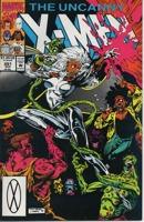 Uncanny X-Men (1963) 1st Series #291