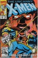 Uncanny X-Men (1963) 1st Series #287