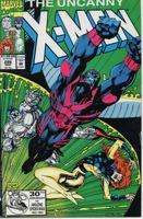 Uncanny X-Men (1963) 1st Series #286