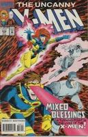 Uncanny X-Men (1963) 1st Series #308
