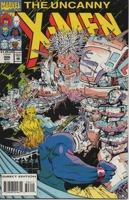 Uncanny X-Men (1963) 1st Series #306