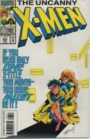 Uncanny X-Men (1963) 1st Series #303
