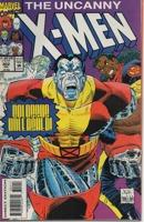 Uncanny X-Men (1963) 1st Series #302