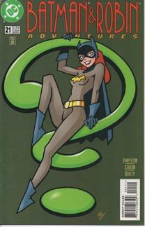 Batman & Robin Adventures #21