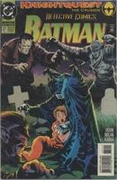 Detective Comics (1937 1st Series) #671