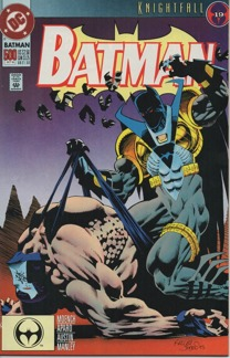 Batman (1940) #500U