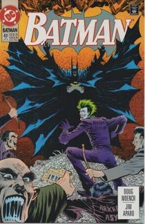 Batman (1940) #491