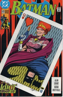 Batman (1940) #472