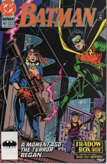 Batman (1940) #467