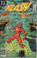 Flash (1987 2nd Series) #021