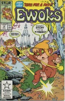 Ewoks (1985 Marvel/Star Comics) #14