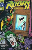 Robin 2 The Joker's Wild (1991) #4A