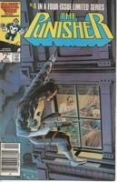 Punisher (1986 1st Series) #4
