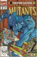 New Mutants (1983 1st Series) #96