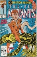 New Mutants (1983 1st Series) #95