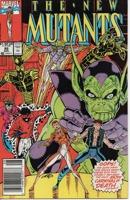 New Mutants (1983 1st Series) #92