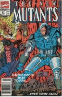 New Mutants (1983 1st Series) #91