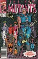 New Mutants (1983 1st Series) #90