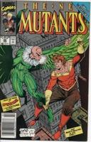 New Mutants (1983 1st Series) #86