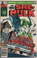 Savage She-Hulk (1980) #20