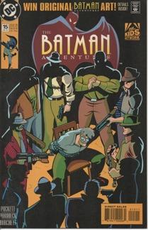Batman Adventures (1992 1st Series) #15